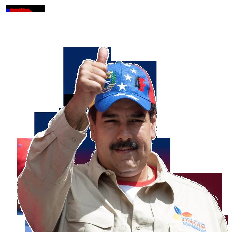 Nicolas Maduro Con Gorra En Png Sin Fondo Blanco By Imagenes En Png