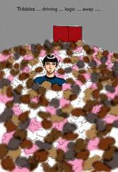 Unknown Quantity of Tribbles by spockerel