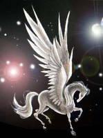 Pegasus by pegacorn