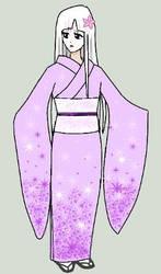Lady Geisha Amalthea by pegacorn