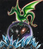 Dragon Crystal by pegacorn