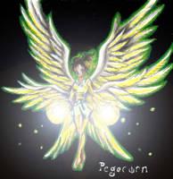 Seraphim by pegacorn