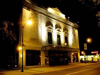 Theatre Denise-Pelletier (partie 2) by Lapointe56