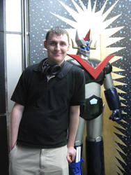 My Mazinger and Me by PancakesRule