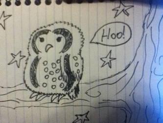 Owl by PirateGeek5550