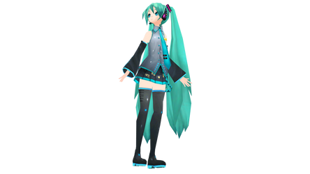 [DL] Moon (Project DIVA) by duracull