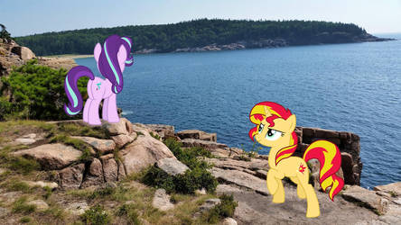 Sunset and Starlight See Our World Part 12 by TheDoubleDeuced