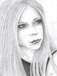 Avril Lavigne by TinisaPlus