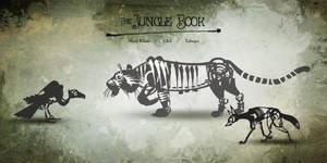 The Jungle Book by krumlkrum