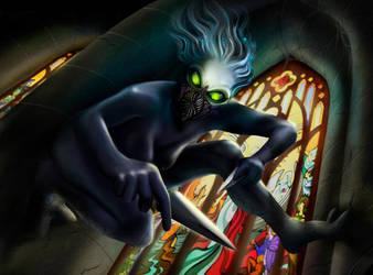 Shadow Assassin by JaimeGervais