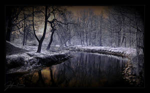 Silence.. by tisbone