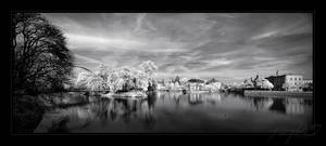 Moody Wroclaw Panorama by tisbone