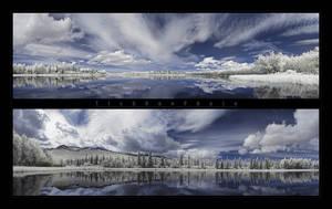 Kayaker's Heaven by tisbone