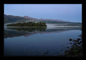 Pure Morning II by tisbone