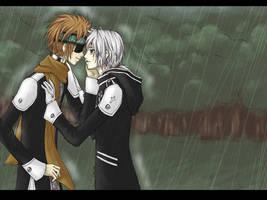 in the english rain by tii-kun