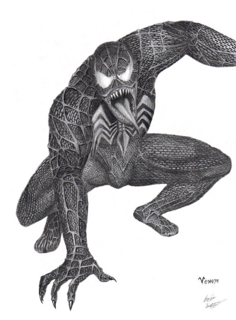 Venom by DestructiveDelirium