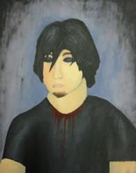 Bloody Neck by DestructiveDelirium