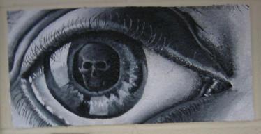 Through The Eyes of the Dead by DestructiveDelirium