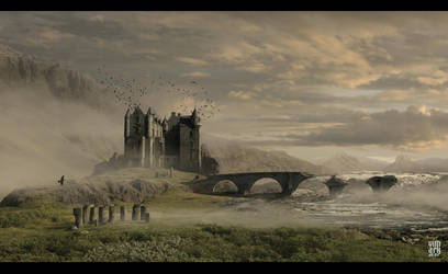 Crow Castle by vimark