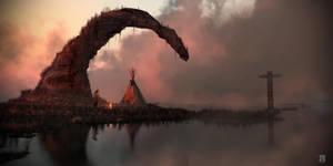 Twilight teepee by vimark