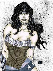 Wonder Woman 07 by BanebrookStudios