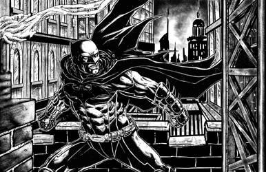 NANANANANANANA Batman! by BanebrookStudios