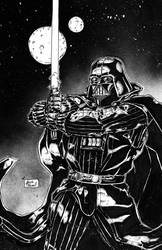 Lord Vader by BanebrookStudios
