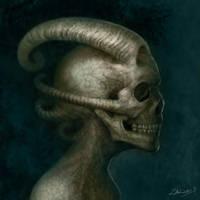 a Ancient God by Z-A-L