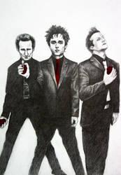 Green Day by lisasuriani