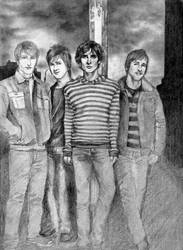 The All American Rejects WIP by lisasuriani