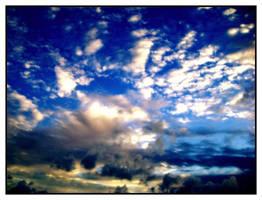 Blue Sky Guam. by Monkeyguy3000