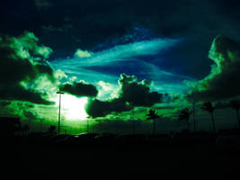 Green Skies. by Monkeyguy3000