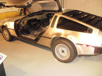 DeLorean by L1701E