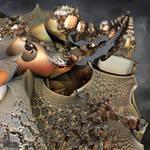 Third Mystery of Rhinoceroses by MANDELWERK