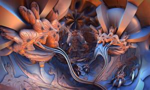Brainchamber of a surreal mind by MANDELWERK