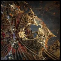 Cosmic Clockwork Core Mechanics by MANDELWERK