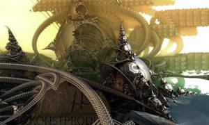 Cosmic Time Capsule by MANDELWERK
