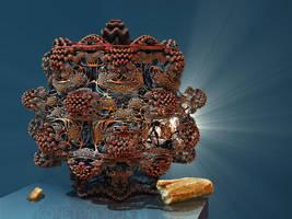 Bread of Basket by MANDELWERK