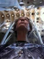 Sagrada Familia-Crucifixum Fractalum Mathematicae by MANDELWERK