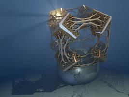 Cubic Woods by MANDELWERK