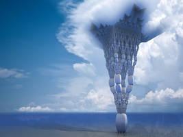 Skies of Babel by MANDELWERK