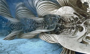 Fractal Architecture - the Julia Opera by MANDELWERK