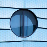 The Blue Window by SIUCAR
