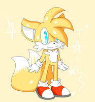 -Tails- by TheLittleChuu