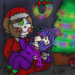 ~All I want for Christmas is you~ by MagicRainbowOfChica