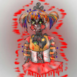 Bloody Scrappy by MagicRainbowOfChica