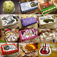 Cake Collection 2 by Erisana
