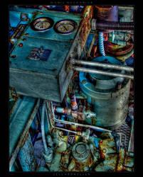 Manic Mechanics by CellarDweller