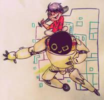 Next Gen )) Robot 7723 by Delijz