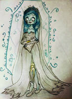 Corpse Bride by Delijz